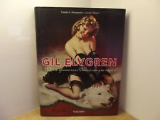 Gil Elvgren All his glamorous American pin-ups Tschen 1999 271 pages