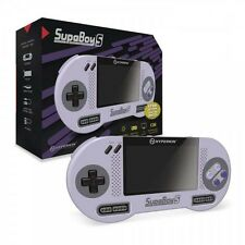 New SupaBoy S Handheld System - Play SNES / Super Famicom