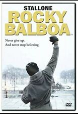 Rocky Balboa Dvd New Sealed! Widescreen Rb