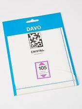DAVO CRISTAL STROKEN MOUNTS C105 (152 x 109) 10 STK/PCS