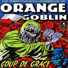 Orange Goblin ‎- Coup De Grace CD - SEALED - Stoner Rock Metal Album
