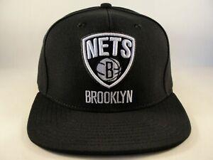 Brooklyn Nets NBA Adidas Snapback Hat Cap