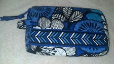 Vera Bradley Blue Bayou Cosmetic Bag*Pretty*