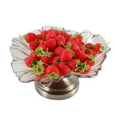 30x fake strawberry artificial fruit faux food house kitchen party BBQ decor