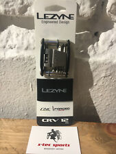 LEZYNE CRV 12 Werkzeug Tool Rennrad MTB mit Kettennieter 9/10fach