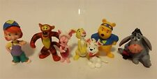 Disney Toys. Winnie the Pooh Figures from Bullyland. Cake Toppers. Disney Movies