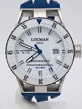 Orologio Locman MonteCristo Automatico 0513WGL/780 Gomma Scontatissimo Nuovo