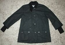 Barbour RAIN BEDALE Waxed Jacket in Navy - UK Size 10 [3251] Nearly New