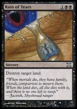 Mtg 1x Rain of lagrimas - 10th ed. * Destroy país foil NM *