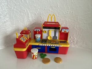 McDonalds Fast Food Centre Kitchen Play Set with Sounds And Accessories