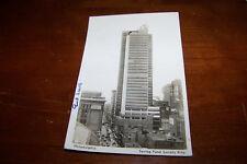 Rare Vintage RPPC Real Photo Postcard Philadelphia Pennsylvania Saving Fund Bld