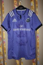 RARE MUNSTER RUGBY JERSEY SHIRT ADIDAS PLAYER ISSUE SIZE 2016-2017 IRELAND