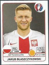 PANINI EURO 2016- #306-POLAND-JAKUB BLASZCZYKOWSKI