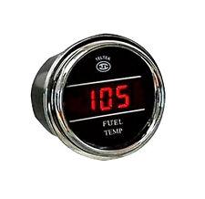 Fuel Temperature Gauge for Kenworth 2005 or previous, Teltek Brand