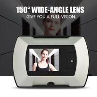 Sonnette Viewer Camera de porte de Haute résolution LCD Caméra judas Numérique