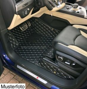 MERCEDES BENZ ORIGINAL SET Rips Tappetini CLS Classe C 219 Lhd Nero Nuovo OVP