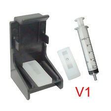CANON PG-40 50 30 CL-31 38 41 81 831 CISS ink cartridge refill kit clean tool V1