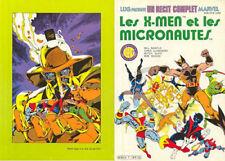 Lug - Semic  Un Récit Complet Marvel  RCM N° 7  les x-men et les micronautes -*