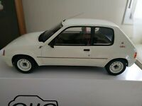 Miniature Peugeot 205 Rallye au 1/12