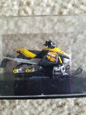 VINTAGE NEW Skidoo MXZ Adrenaline diecast  Ski Doo Bombardier Ski-Doo Snowmobile