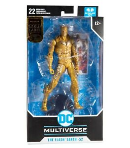 McFarlane Toys - DC Multiverse Gold Label - Red Death The Flash Earth-22 Figure