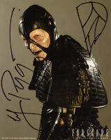 WAYNE PYGRAM SIGNED AUTOGRAPHED 8x10 PHOTO SCORPIUS FARSCAPE RARE BECKETT BAS