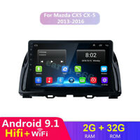 """10.2"""" Android 9.1 32GB Car DVD Radio Player Stereo GPS for Mazda CX-5 2013-2015"""