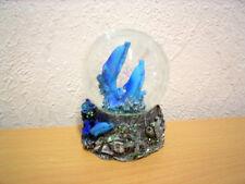 """Mittelgroße Schneekugel """"Delfine"""" (Kunstharz/Glas)  Medium Snow Globe """"Dolphins"""""""