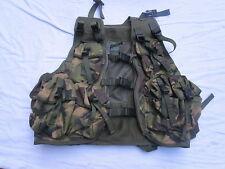 Waistcoat Men's General Purpose Ops, DPM Tactical Vest, Many Bags, CQC LTD