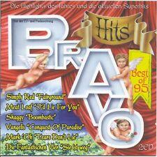 Bravo Hits BEST OF'95 * NEW DOUBLE CD * NOUVEAU *