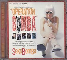 Seks Bomba-Operation B.O.M.B.A. cd
