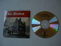 THE MOLES Tonight's Music promo CD album