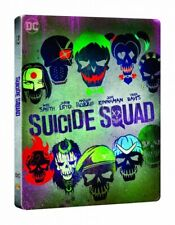 Suicide Squad Steelbook - Extended cut (Blu-ray)