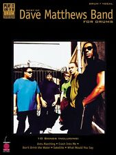 Best of the Dave Matthews Band for Drums New 002500184