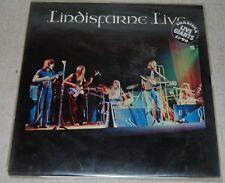 LINDISFARNE LP LINDISFARNE LIVE 1973