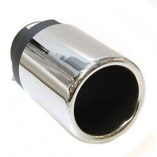 Coche Silenciador de Tubo Escape Ribete Punta Cola para Mazda 2 3 5 Demio