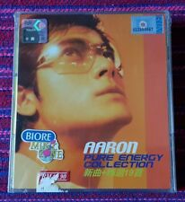 Aaron Kwok ( 郭富城 ) ~ Pure Energy Collections ( Malaysia Press ) Cd