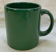 Waechtersbach Germany Spain Hunter or Christmas Green Coffee Mug Solid Colours