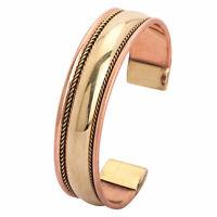 Roségold Bio Armband Kupfer Magnetfeldtherapie Heilung Schmerzlinderung Armreif