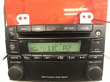 Mazda Premacy Car Radio Stereo Cd  Player Part Number ld67669r0a