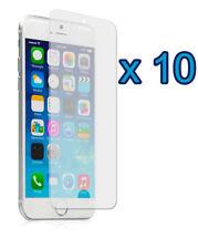 Films protecteurs d'écran anti-rayures pour téléphone mobile et assistant personnel (PDA) Apple avec 6 - 10