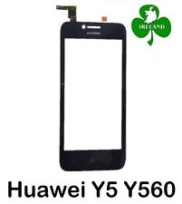 For HUAWEI Y5 Y560 Replacement Touch Screen Digitizer Lens Glass Part Black New