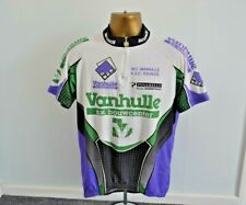 BIO RACER - VANHULLE CYCLING JERSEY MENS SIZE L