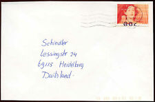 Netherlands 1993 Cover To Germany #C14457