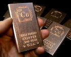 1/2 LB Copper Bar -  8 oz Elemental