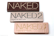 Urban Decay Naked 1,2,3 Eye shadow Palette Basic - Brand New In Damaged Box