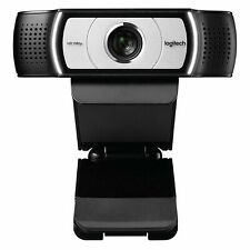 Logitech C930c Business Webcam 1080p with wide field of view and digital zoom