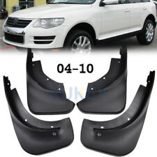 Front Rear Mud Flaps Fit For VW Touareg 1 Mk1 2004-2010 Splash Guards Fender