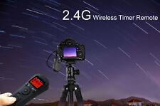 Wireless Timer Remote Control For NIKON D7000 D5200 D5100 D90 D600 D610 D3200 UK