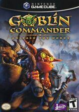 GameCube - Goblin Commander: Unleash the Horde US mit OVP benötigt Freeloader